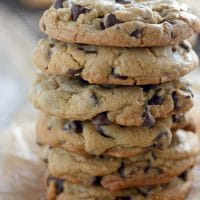 Best Big, Fat Chewy Chocolate Chip Cookie