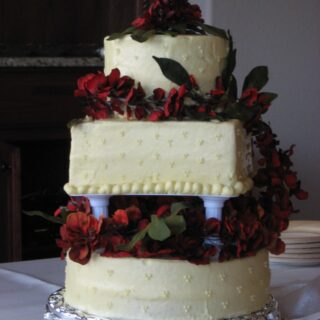 My Second Wedding Cake