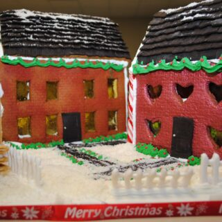 My First Gingerbread House(s)