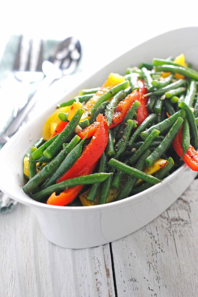 Zesty Green Beans