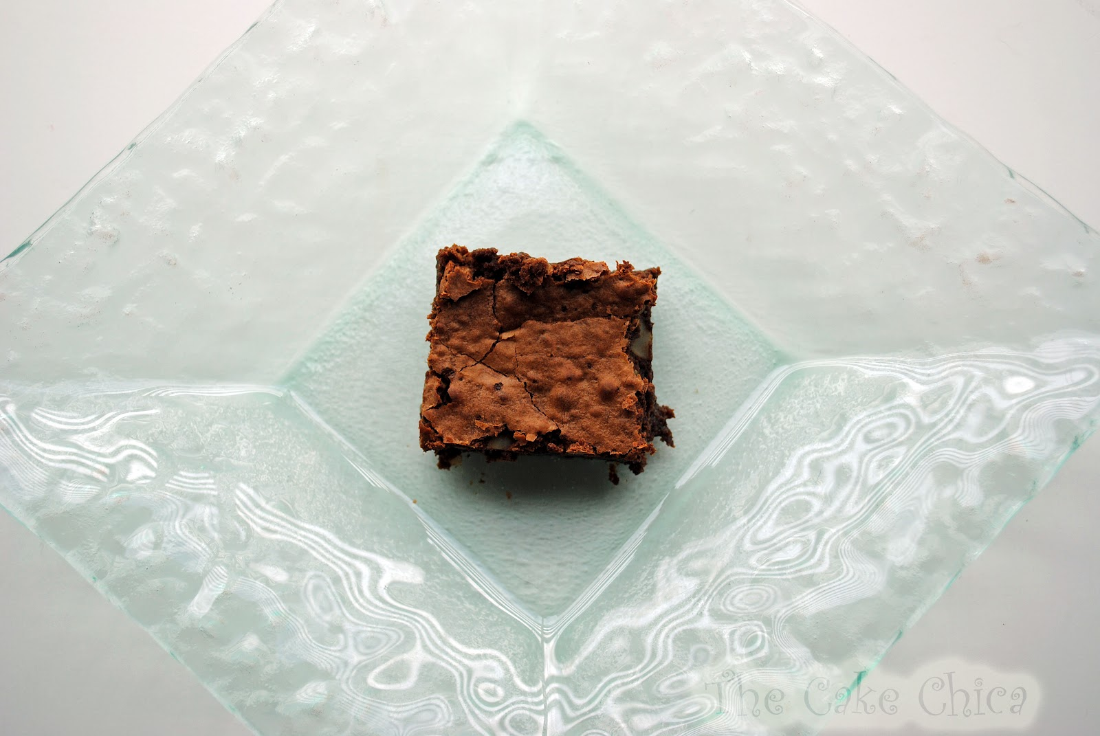 Mocha Almond Brownies
