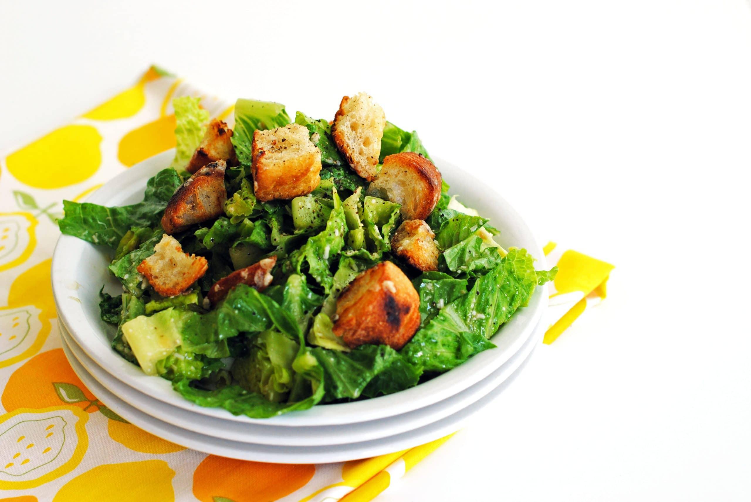 Classic Ceaser Salad