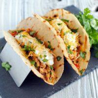 Gluten Free Chicken Tacos