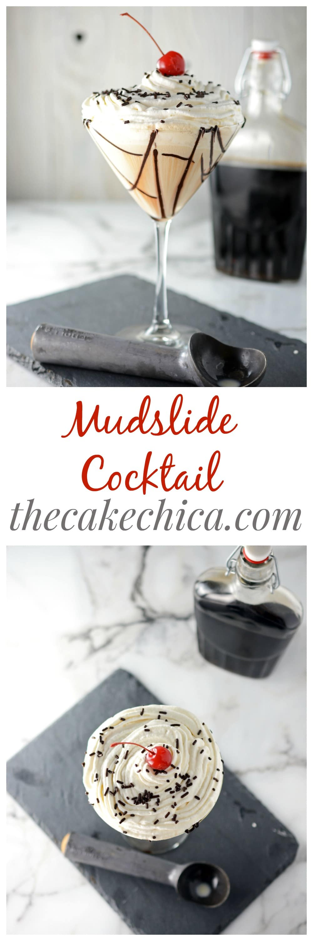 Mudslide for Pinterest