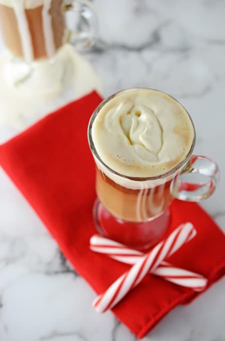 Hard Peppermint Mocha
