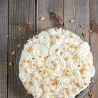 Chocolate-Peanut Butter Cream Pie