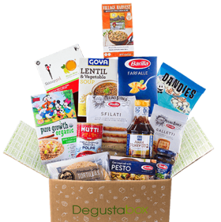 Degustabox Giveaway