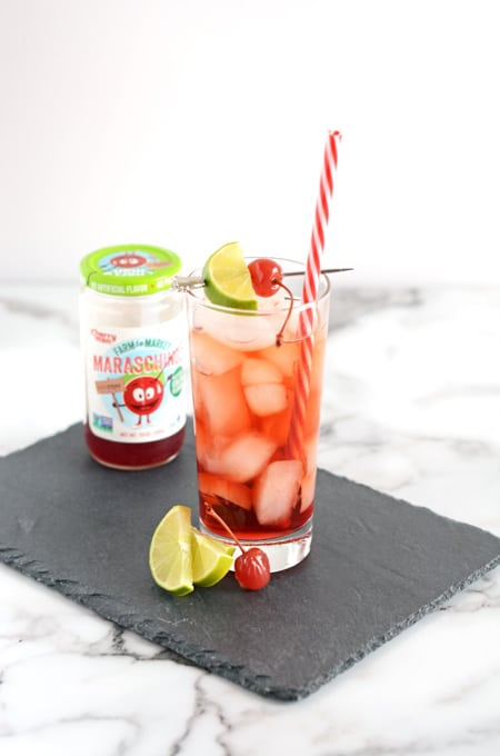 Spiked Shirley Temple