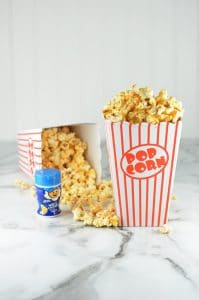 Smoky White Cheddar Popcorn
