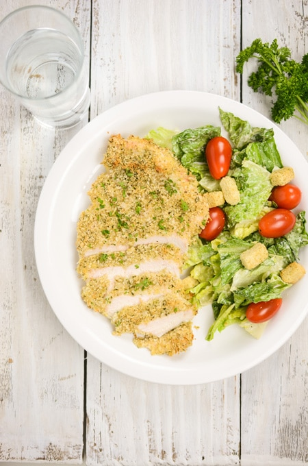Baked Ranch Chicken Breast