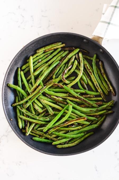 Pancetta Green Beans