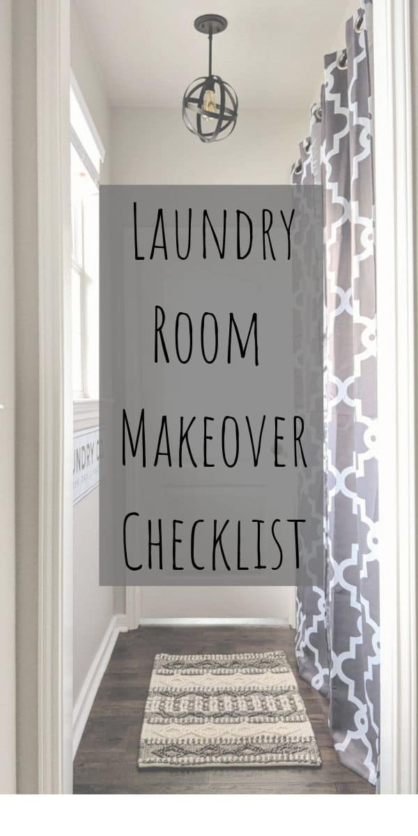 Laundry Room Makeover #homeprojects #laundryroom, utilityroom, homedecorating, homeorganization