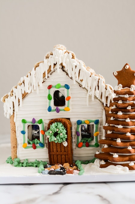 Gingerbread Cottage