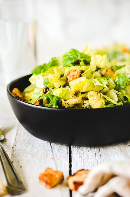 Tex Mex Caesar Salad