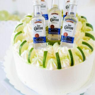 Margarita Layer Cake